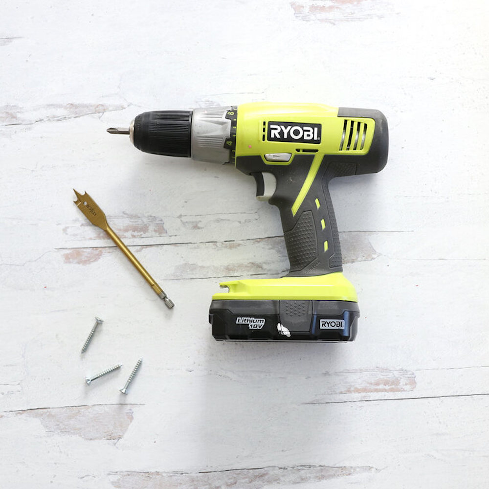 DIY Kinara Making Drill Tool
